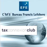 TAX CONNEXION CLUB, partenariat EFE C'M'S' Bureau Francis Lefebvre