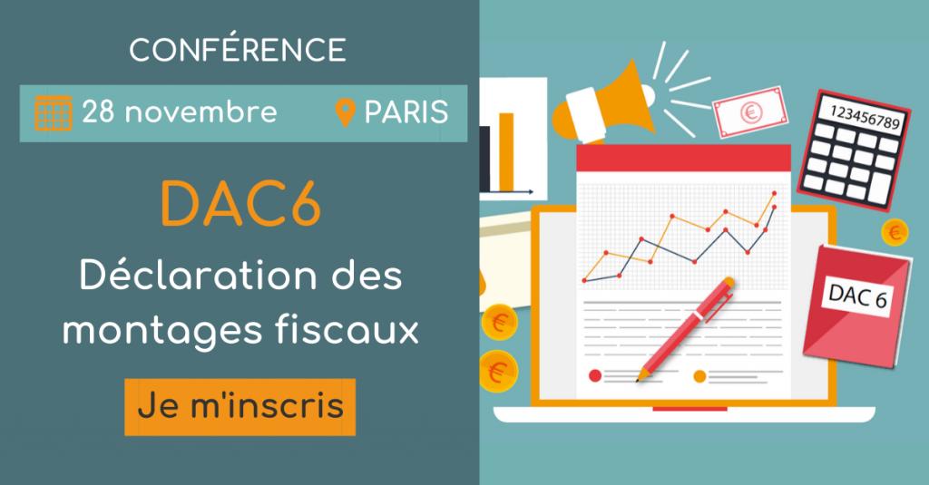 Conférence EFE : DAC6